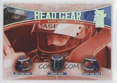 2005 Press Pass VIP Head Gear Transparent #HG 5 - Kasey Kahne