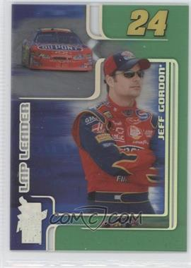 2005 Press Pass VIP Lap Leader Transparent #LL 7 - Jeff Gordon
