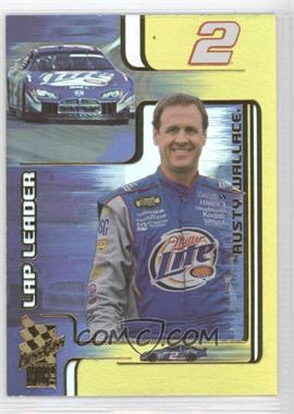 2005 Press Pass VIP Lap Leader #LL 9 - Rusty Wallace