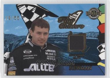 2005 Wheels High Gear Flag Chasers Race-Used Flag Gold #FC 5 - Ryan Newman /55