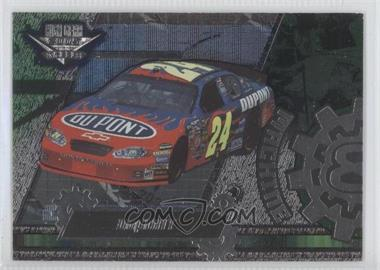 2005 Wheels High Gear Man & Machine Car #MM 7B - Jeff Gordon