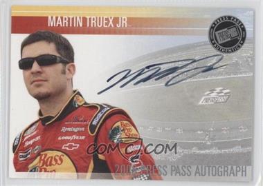 2006 Press Pass Autographs [Autographed] #N/A - Martin Truex Jr.