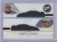 Mark Martin, Matt Kenseth /25