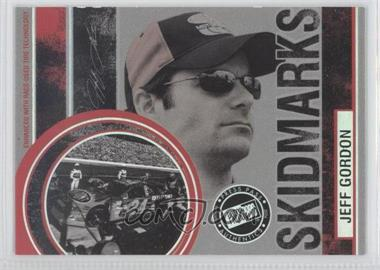 2006 Press Pass Eclipse Skidmarks Holofoil #SM 14 - Jeff Gordon /250