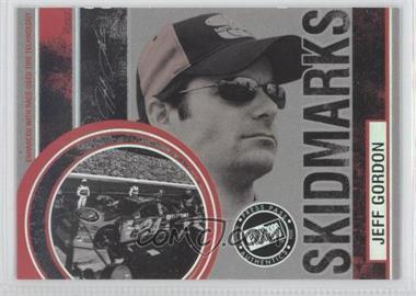 2006 Press Pass Eclipse Skidmarks Holofoil #SM 14 - Jeff Gordon