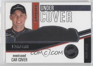 2006 Press Pass Eclipse Under Cover Race-Used Car Covers Silver Driver Series #UCD 12 - Kevin Harvick /400