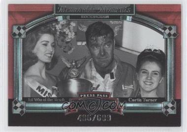 2006 Press Pass Legends - Memorable Moments #MM 13 - Curtis Turner /699
