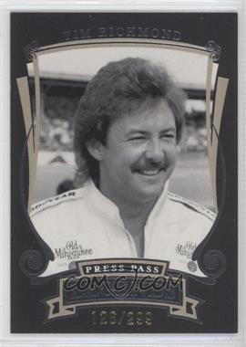 2006 Press Pass Legends [???] #G29 - Tim Richmond /299