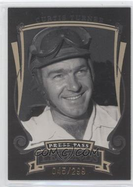 2006 Press Pass Legends [???] #G4 - Curtis Turner /299