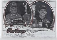 Bobby Allison, Davey Allison /549
