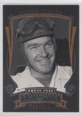 2006 Press Pass Legends [???] #Z4 - Curtis Turner /999
