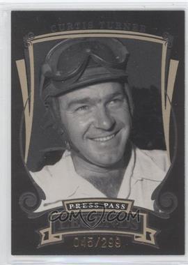 2006 Press Pass Legends Gold #G4 - Curtis Turner /299