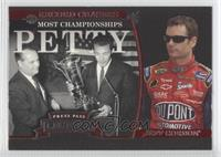 Richard Petty, Jeff Gordon