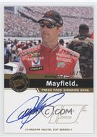 Jeremy Mayfield /50