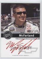 Mark McFarland /100