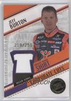 Jeff Burton /250