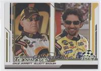 Dale Jarrett, Elliot Sadler /100