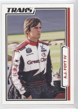 2006 Press Pass Traks [???] #55 - A.J. Foyt IV