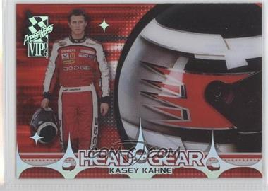 2006 Press Pass VIP - Head Gear - Transparent #HGT 3 - Kasey Kahne