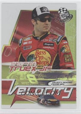 2006 Press Pass Velocity #VE 7 - Martin Truex Jr.