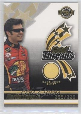 2006 Wheels American Thunder Cool Threads Race-Used #CT 3 - Martin Truex Jr. /329