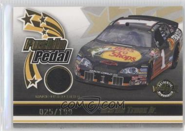 2006 Wheels High Gear Pushin Pedal Race-Used Shoe #PP 10 - Martin Truex Jr. /199