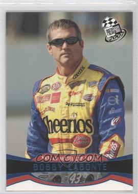 2007 Press Pass Blue #B24 - Bobby Labonte
