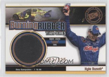 2007 Press Pass Burning Rubber Race-Used Tire Team Series #BRT 14 - Kyle Busch /325