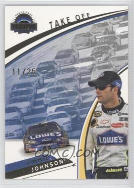 2007 Press Pass Eclipse [???] #G35 - Jimmie Johnson /25