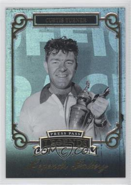2007 Press Pass Legends - [???] #LG6 - Curtis Turner /99