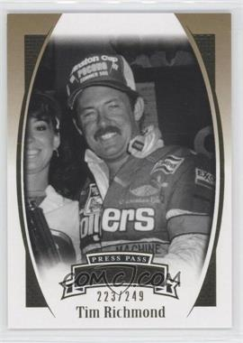 2007 Press Pass Legends [???] #G-31 - Tim Richmond /249