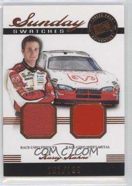 2007 Press Pass Legends [???] #SSKK - Kasey Kahne /199