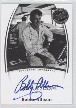2007 Press Pass Legends Autographs #N/A - Bobby Allison /562