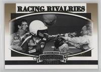 Racing Rivalries - Davey Allison, Cale Yarborough /249