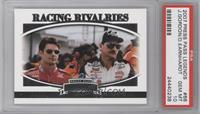Dale Earnhardt, Jeff Gordon [PSA 10]