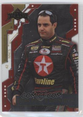 2007 Press Pass Premium [???] #1 - Juan Pablo Montoya