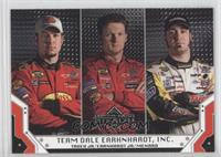 Martin Truex Jr., Dale Earnhardt Jr., Paul Menard