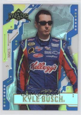 2007 Press Pass Stealth [???] #P5 - Kyle Busch