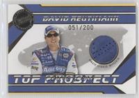 David Reutimann /200