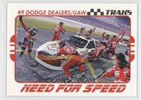 #9 Dodge Dealers/UAW