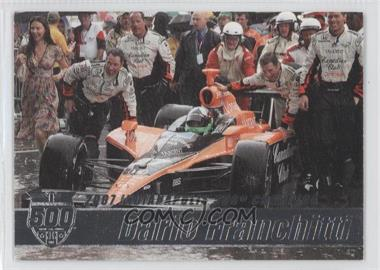 2007 Rittenhouse Indy Car Series - Road to Victory Indy 500 #V8 - Dario Franchitti