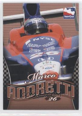 2007 Rittenhouse Indy Car Series [???] #20 - Marco Andretti