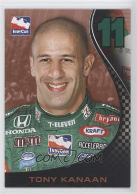 2007 Rittenhouse Indy Car Series [???] #7 - Tony Kanaan