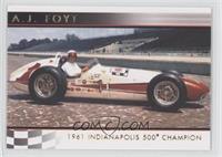 A.J. Foyt /500