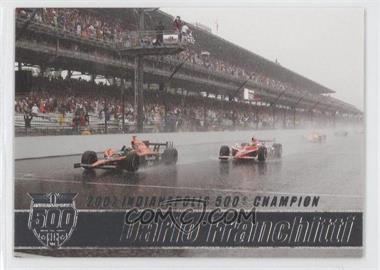 2007 Rittenhouse Indy Car Series Road to Victory Indy 500 #V7 - Dario Franchitti