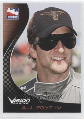 2007 Rittenhouse Indy Car Series #22 - A.J. Foyt IV