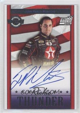 2007 Wheels American Thunder - [Base] #87 - Juan Pablo Montoya /300