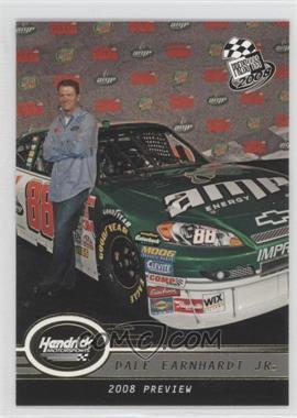 2008 Press Pass - [Base] - Gold #G104 - Dale Earnhardt Jr.