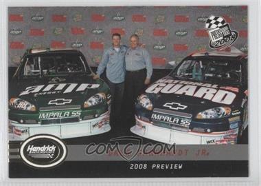 2008 Press Pass - [Base] - Gold #G106 - Dale Earnhardt Jr.