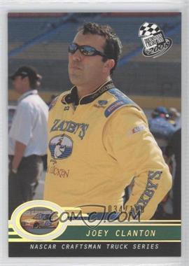 2008 Press Pass - [Base] - Holo #P54 - Joey Clanton /100